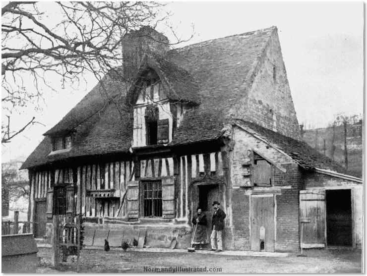 Normandy Farmhouses